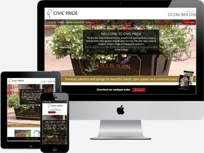 Civic Pride online brochure